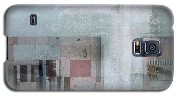 Galaxy S5 Case featuring the digital art Abstractitude - C7 by Variance Collections