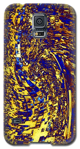 Galaxy S5 Case featuring the digital art Abstractmosphere 3 by Will Borden