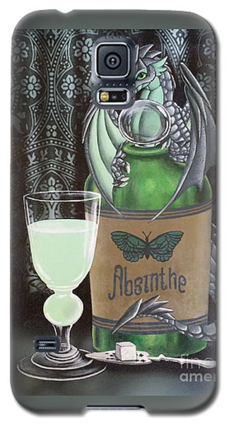 Absinthe Dragon Galaxy S5 Case