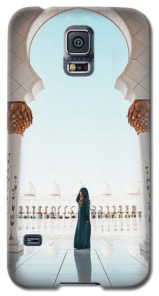 Abu Dhabi Mosque Galaxy S5 Case