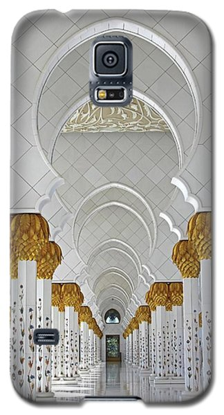 Abu Dhabi Mosque Galaxy S5 Case