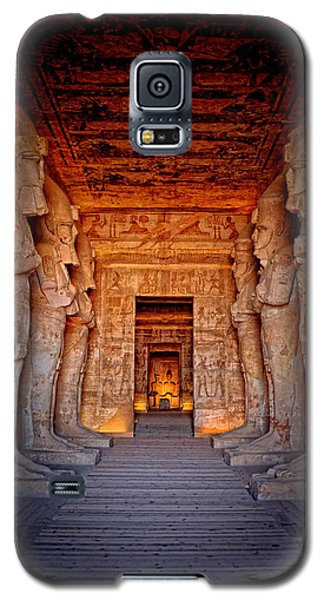 Abu Simbel Great Temple Galaxy S5 Case