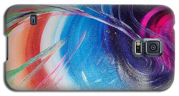 Galaxy S5 Case - Abundance by Beverley Ritchings