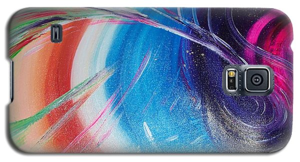 Galaxy S5 Case - Abundance by Beverley Ritchings