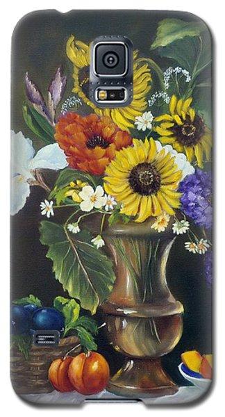 Abundance Galaxy S5 Case by Carol Sweetwood