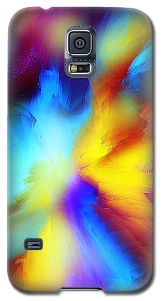 Celestial Rhythm Galaxy S5 Case by Yul Olaivar