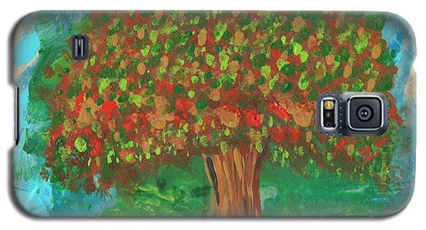 Abundant Tree Galaxy S5 Case