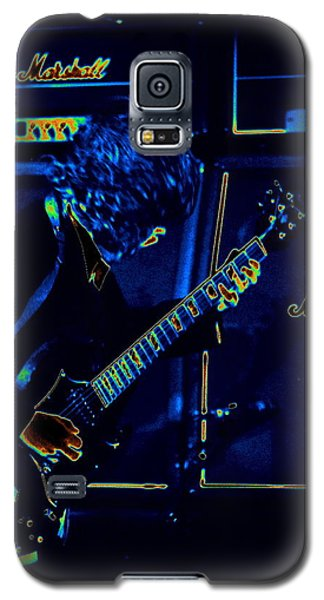 Ac Dc Electrifies The Blues Galaxy S5 Case