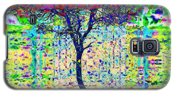 Acacia Tree Galaxy S5 Case