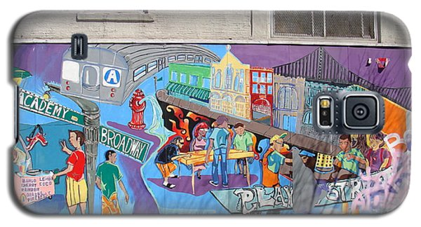 Academy Street Mural Galaxy S5 Case