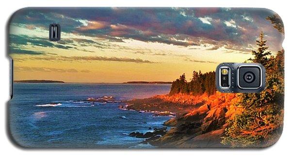 Acadia At Dawn Galaxy S5 Case