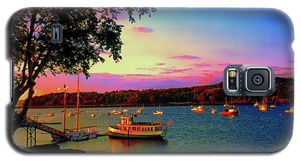 Acadia Bar Harbor Sunset Cruises.tif Galaxy S5 Case