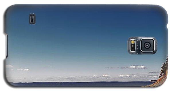 Acadia, National Park, Light House, Maine  Galaxy S5 Case