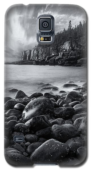 Acadia Radiance - Black And White Galaxy S5 Case