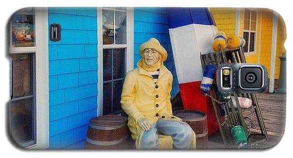 Acadian Fisherman, Prince Edward Island, Canada Galaxy S5 Case