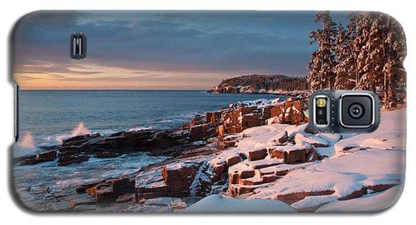 Acadian Winter Galaxy S5 Case
