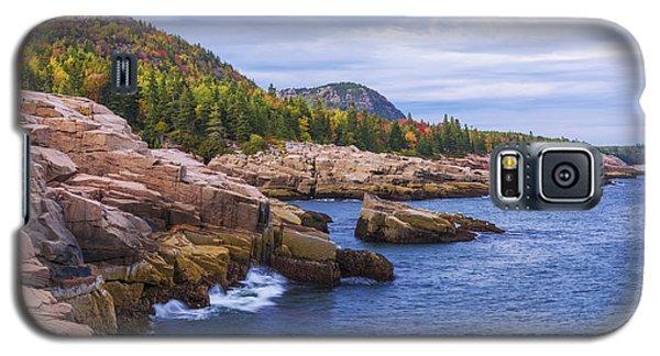 Acadia's Coast Galaxy S5 Case