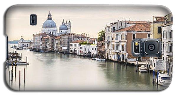 Accademia Bridge Galaxy S5 Case by Marco Missiaja