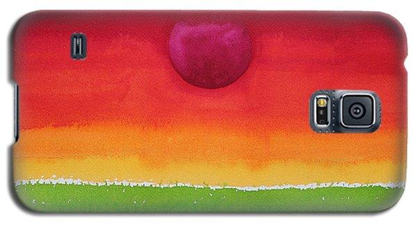 Acceptance Original Painting Galaxy S5 Case