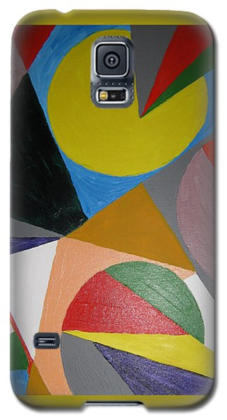 Accidental Pacman Galaxy S5 Case