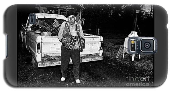 Accordion Scrapper Man  Galaxy S5 Case