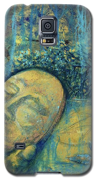 Ace Of Coins Galaxy S5 Case