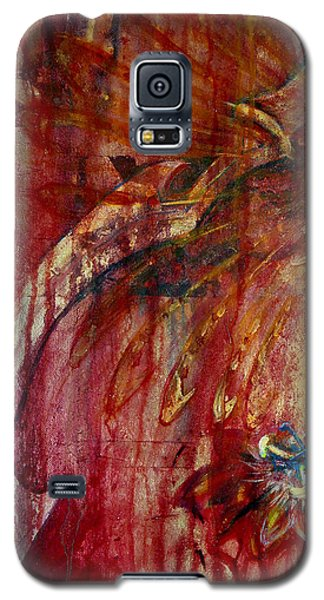 Ace Of Swords Galaxy S5 Case