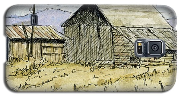 Aceo No 3 Two Barns Galaxy S5 Case