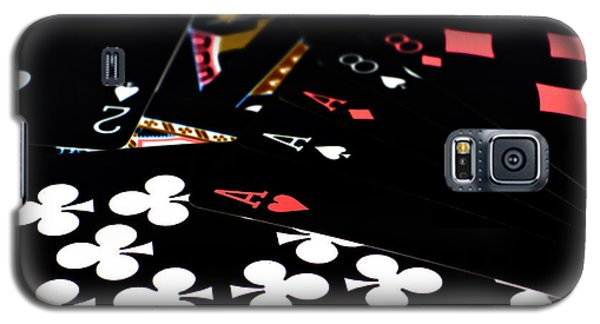 Aces And Eights Galaxy S5 Case