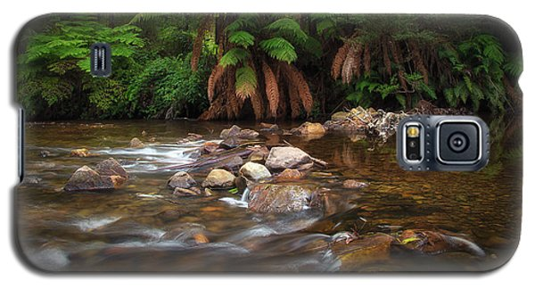 Galaxy S5 Case featuring the photograph Acheron River by Tim Nichols