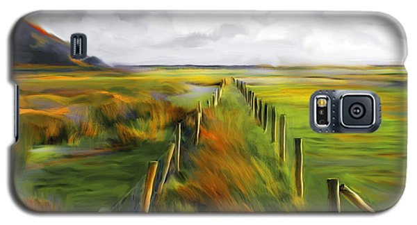 Achill Island - West Coast Ireland Galaxy S5 Case by Bob Salo