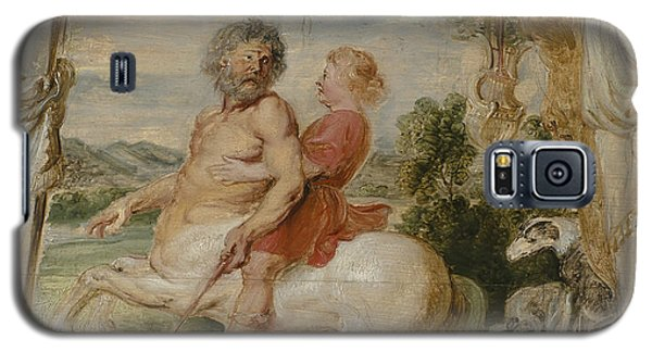 Achilles Educated By The Centaur Chiron Galaxy S5 Case