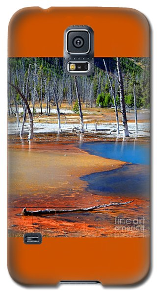 Acid Soup Yellowstone Galaxy S5 Case