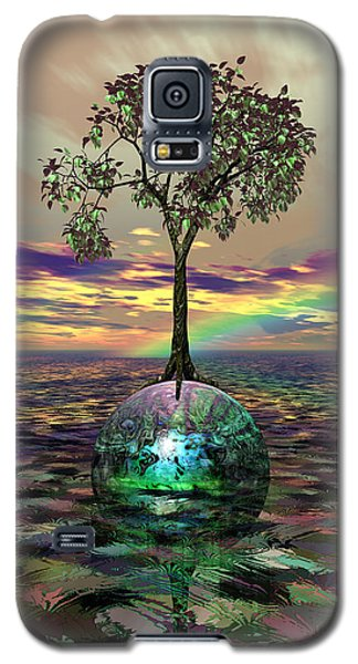 Acid Tree Galaxy S5 Case