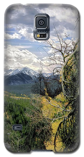 Galaxy S5 Case featuring the photograph Acorn Creek Trail by Jim Hill