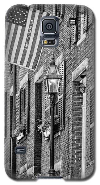 Acorn Street Details Bw Galaxy S5 Case