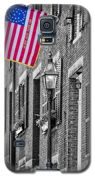 Acorn Street Details Sc Galaxy S5 Case
