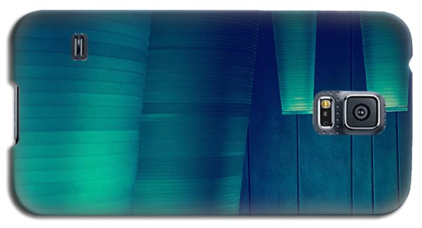 Acoustic Wall Galaxy S5 Case by Bobby Villapando