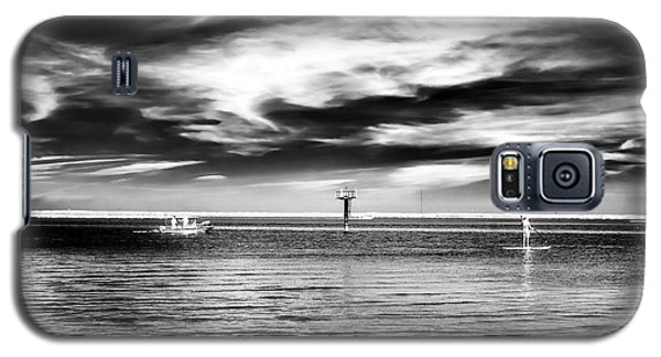 Galaxy S5 Case featuring the photograph Across The Bay by John Rizzuto