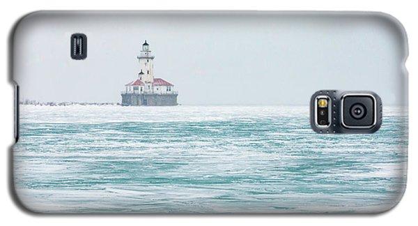 Across The Frozen Lake Galaxy S5 Case