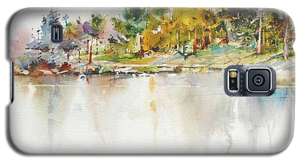 Across The Pond Galaxy S5 Case
