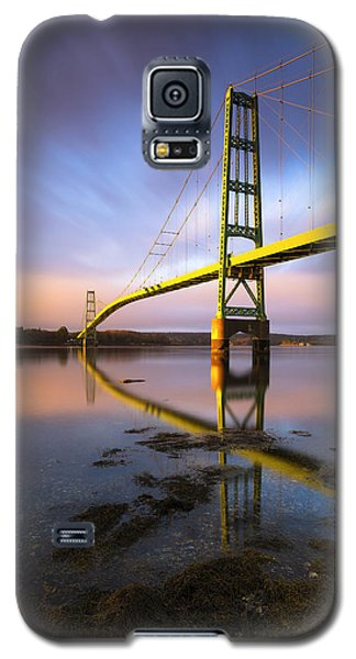 Across The Reach Galaxy S5 Case by Patrick Downey