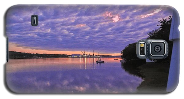 Across The River Galaxy S5 Case