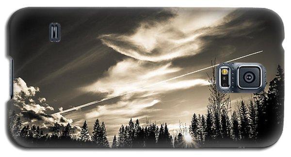 Across The Sky Galaxy S5 Case