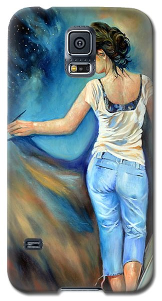 Across The Universe Galaxy S5 Case