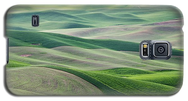 Across The Valley Galaxy S5 Case