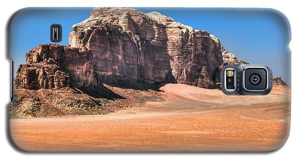 Across Wadi Rum Galaxy S5 Case