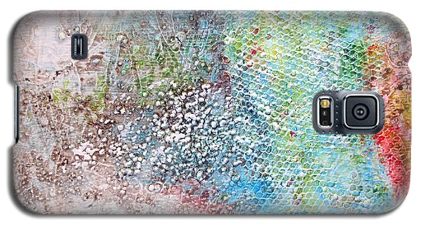 Abstract 201108 Galaxy S5 Case