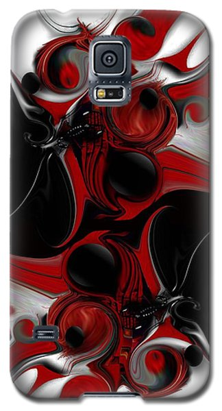 Act With Intuitive Creation Galaxy S5 Case