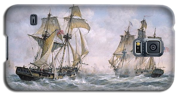 Action Between U.s. Sloop-of-war 'wasp' And H.m. Brig-of-war 'frolic' Galaxy S5 Case